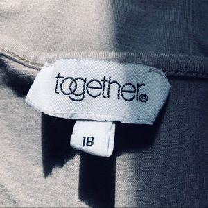Together Tops - NWOT Together TShirt
